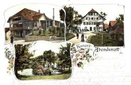 Kurort Abendsmatt / 1906 - BL Bâle-Campagne