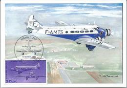 PA59 - WIBAULT 283 - FDC