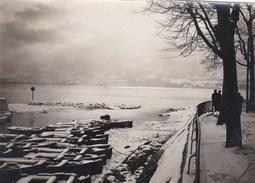 Photo Ancienne  Lac Du Bourget - Lieux
