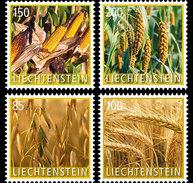 Liechtenstein - Postfris / MNH - Complete Set Graan 2017 - Ongebruikt