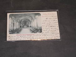 TOURNAI CHAPELLE DES CONGREGATIONS - COLLEGE NOTRE-DAME - Postée En 1900 - Tournai