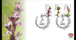 Malta / Malte - Postfris / MNH - FDC Flora 2017 - Malta