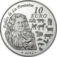France, 10 Euro 2012 - Argent /silver Proof - Année Du Dragon - Commemoratives
