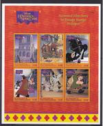 ST.-VINCENT & THE GRENADINES - SERIE Disney's THE HUNCHBACK OF NOTRE DAME  NEUF/NIEUW/ - ** - St.Vincent & Grenadines