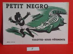 Vieux Papiers > Buvards > Textile & Vestimentaire > Culottes Sous Vêtements ( Petit Négro ) - Textile & Vestimentaire