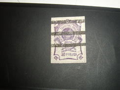 RUSSIE   D  ASIE  1920
