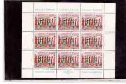 D84   -   JUGOSLAVIA   -   KLEINBOGEN NEW **NH - MICHEL NR. 1744/1745 - Unused Stamps