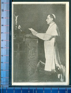 382A/952 SANTINO SANTINI ANNI 40 PREGHIERA PRESCRITTA DA SUA SANTITA' BENEDETTO XV - Santini