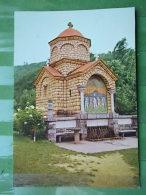 KOV 740 - SERBIA, ORTHODOX MONASTERY TRONOSA, FOUNTAIN DEVET JUGOVICA, CESMA - Serbia