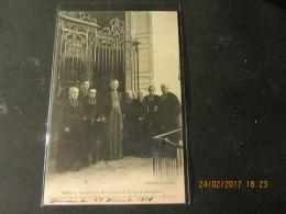 Cpa SENS (89) Réception De Mgr De Cabrières, Evêque De Montpellier à La Cathédrale - Sens