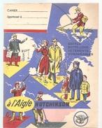 Protège Cahier à L'Aigle HUTCHINSON Bottes Bottillons Vêtements Imperméables - Book Covers