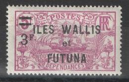 Wallis Et Futuna - YT 37 * - Wallis-Et-Futuna