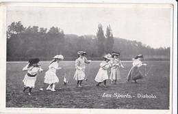 Carte 1910 LES SPORTS / DIABOLO - Cartes Postales