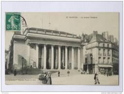 NANTES - Le Grand Théatre - Nantes