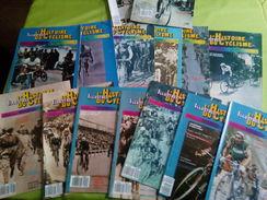 """""""l'Histoire Illustrée Du Cyclisme"""" Collection Complète Du N° 1 Au N° 40 - Sport"""