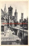 Sint-Nikolaaskerk En Belfort - Gent - Gent