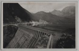 Kraftwerk Wäggithal Staumauer, Stausee, Neue Strasse Nach Neu-Innerthal - SZ Schwyz
