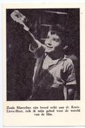 Lidkaart Katholieke Filmliga - Onderwijs Cedoc - 1961 - 1962 - Magda De Vree - Marcelino - Ciné - Film - Eintrittskarten