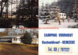 Camping Voorhout Kasteeldreef Kemzeke - Stekene