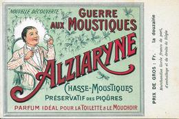 06)   GRASSE - M. Nogara - Parfumeur Inventeur Et Fabricant De L' ALZIARYNE - Nouvelle Découverte Guerre Aux Moustiques - Grasse
