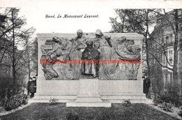 1912 Le Monument Laurent - Gent - Gent