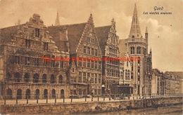 1908 Oude Huizen - Gent - Gent