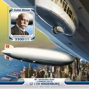 Guinee-Bissau / Guinea Bissau - Postfris / MNH - Sheet Zeppelin 2016 NEW! - Guinea-Bissau