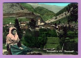 Fenestrelle - Panorama - Italie