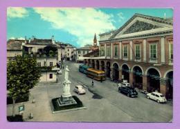 Dronero - Via Giolitti E Teatro - Cuneo