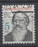 Czech0slovakia 1983 Johannes Brahms (o)  Mi.2702 - Checoslovaquia