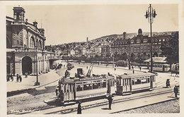 Tramzug Vor Dem HB Zürich - Photokarte - 1935   (P29-30209) - Tranvía