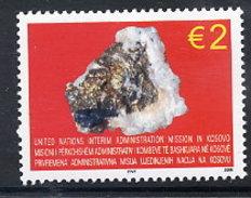 KOSOVO 2005  Minerals MNH / **.  Michel 42 - Kosovo