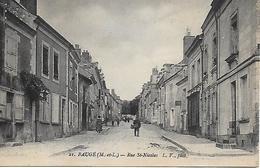 BAUGE RUE SAINT NICOLAS ANIMEE PHOTO L.V. - Francia