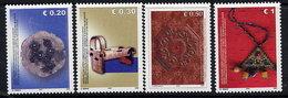 KOSOVO 2005  Handicrafts MNH / **.  Michel 31-34 - Kosovo