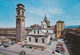 TORINO : Il Duomo Con La Cupola Della Cappella Santa Sindone - Churches