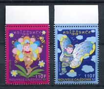NEW CALEDONIA 2013 BIRTH CHILD Full Set Of 2 MNH - Unused Stamps