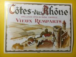 3605 - Côtes-du-Rhône Vieux Remparts - Côtes Du Rhône