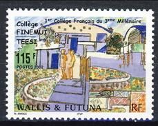 WF 2002 N. 565 Collegio Finemu MNH Cat. € 2.90 - Wallis E Futuna