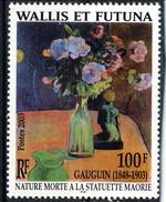 WF 2003 N. 603 Dipinto Di Gauguin MNH Cat. € 3 - Wallis E Futuna
