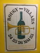 3616 - Suisse Vaud 40e Réunion Des Musiques De La Côte Giron Ouest Bougy-Villars 1985 - Musique