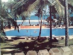 SEYCHELLES BARBARONS BEACH HOTEL PISCINE TIMBRE STAMP 1984 KO FISH  GA13090 - Seychelles