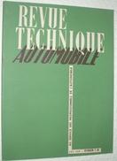 Citroën T23 Février 1949 N°34 Revue Technique Automobile - Livres, BD, Revues