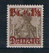 Danzig Michel Nr. 42I Postfrisch Mit Falz - Danzig