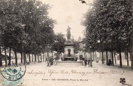 CARTE POSTALE ANCIENNE. SOISSONS. - Soissons
