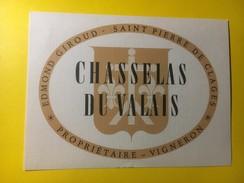 3630 - Suisse Valais Chasselas Du Valais - Sonstige
