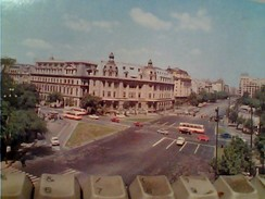 ROMANIA UCARST UNIVERSITA  TIMBRE STAMP 1970  3 LEI 10 BANI   GA13092 - Romania