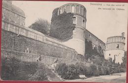 BEAURAING - Vue Des Serres Et Des Terrasses Du Château - Beauraing