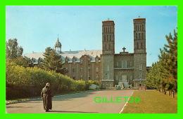 MISTASSINI, QUÉBEC - LA TRAPPE - ANIMÉE - CIRCULÉE EN 1988 - ELLEFSEN - - Quebec