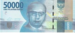 Indonesia - Pick 159 - 50.000 (50000) Rupiah 2016 - Unc - Indonesia