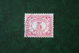 5 Ct Cijfer NVPH 110 1912-1930 Gestempeld / Used INDIE / DUTCH INDIES - Netherlands Indies
